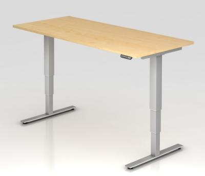 ergonomische schreibtische elektisch h henverstellbar vh b rom bel. Black Bedroom Furniture Sets. Home Design Ideas