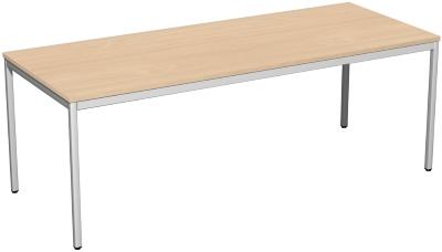 Schreibtisch Six 200 Cm Vh Büromöbel