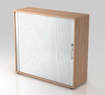 Rollladenschrank Klassik 3 Ordnerhöhen - vh-büromöbel