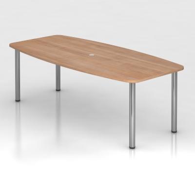 Meetingtisch Kiel 220 cm - vh-büromöbel