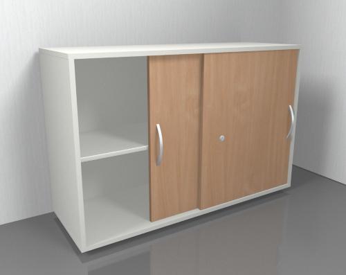 schiebet renschrank mega 2 oh 120 cm vh b rom bel. Black Bedroom Furniture Sets. Home Design Ideas