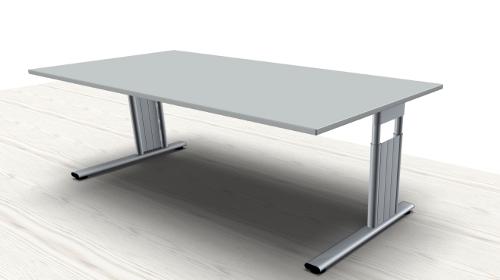 schreibtisch mega c fu 180 cm vh b rom bel. Black Bedroom Furniture Sets. Home Design Ideas