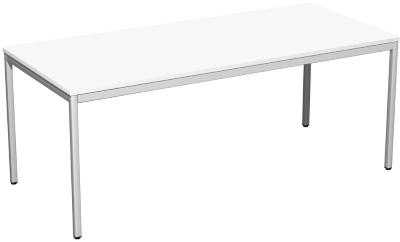 schreibtisch six 180 cm vh b rom bel. Black Bedroom Furniture Sets. Home Design Ideas