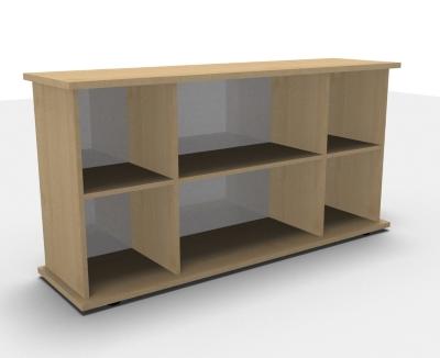 Sideboard offen - vh-büromöbel