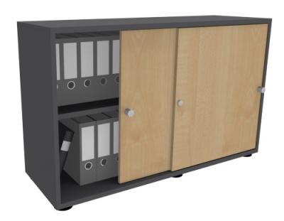 schiebet renschrank master 120 cm breit vh b rom bel. Black Bedroom Furniture Sets. Home Design Ideas