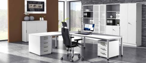 Büromöbel System H - Hammerbacher Büromöbel - vh-büromöbel